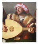 Cariani's A Concert Fleece Blanket