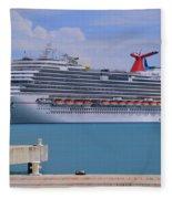 Carnival Dream Fleece Blanket