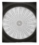 Ceiling Dome Fleece Blanket