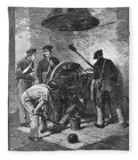 Chapultepec, 1847 Fleece Blanket
