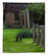 Charleston Graveyard Fleece Blanket