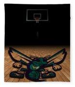 Charlotte Hornets Fleece Blanket
