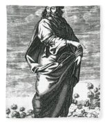 Chilon Of Sparta, Sage Of Greece Fleece Blanket