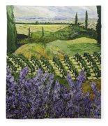 Chinaberry Hill Fleece Blanket