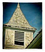 Church Steeple Fleece Blanket