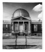 Cincinnati Observatory Fleece Blanket