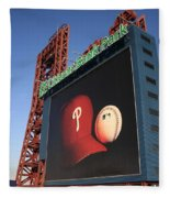 Citizens Bank Park - Philadelphia Phillies Fleece Blanket