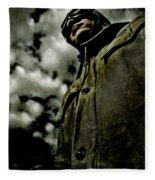 Cloudy Captain Fleece Blanket
