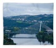 Coimbra Fleece Blanket