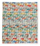 Colorful Blanket Fleece Blanket