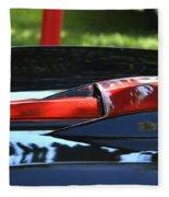 Corvette Torch Fleece Blanket