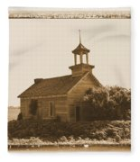 County School No. 66 Fleece Blanket