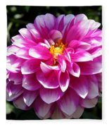 Dahlia Named Brian Ray Fleece Blanket