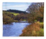 Dartmoor - Two Bridges Fleece Blanket