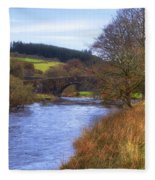 Dartmoor - Two Bridges Fleece Blanket