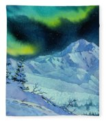 Denali Night Fleece Blanket