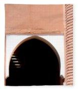 Doorway  Fleece Blanket