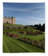 Drumlanrig Castle Fleece Blanket