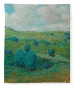 Dry Hills Fleece Blanket