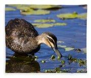 Duck Hunt Fleece Blanket