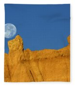 East Of The Sun West Of The Moon Fleece Blanket
