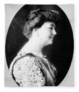 Ellen Louise Axson Wilson (1860-1914) Fleece Blanket