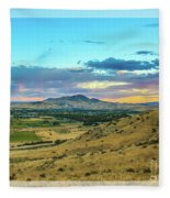 Emmett Valley Fleece Blanket