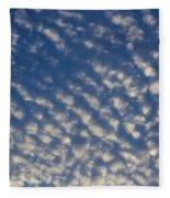 English Sky Fleece Blanket