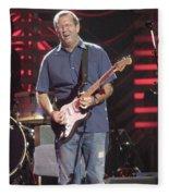 Eric Clapton Fleece Blanket