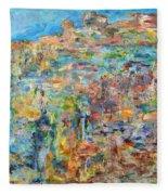 Escarpment Fleece Blanket