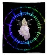 Fairy Portal Fleece Blanket