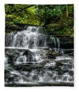 Falls Fleece Blanket