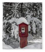 Firebox 6334 Fleece Blanket