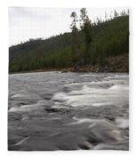 Firehole River Fleece Blanket