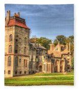 Fonthill Castle Fleece Blanket