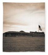 Fort Mchenry  Fleece Blanket