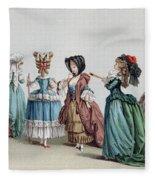 France Fashion, C1730 Fleece Blanket