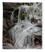 Frozen V Fleece Blanket