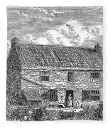 George Stephenson (1781-1848) Fleece Blanket
