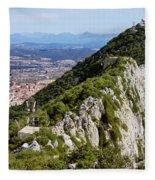Gibraltar Rock Fleece Blanket