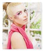Glamour Fleece Blanket