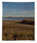 Gordons Pond Fleece Blanket