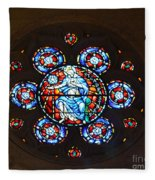 Grace Cathedral Fleece Blanket