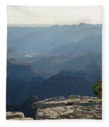 Grand Canyon South Fleece Blanket