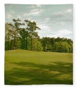 Grand National Golf Course - Opelika Alabama Fleece Blanket