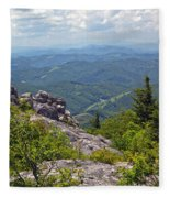 Grayson Highlands Fleece Blanket