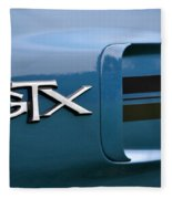 Gtx  Fleece Blanket