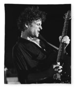 Guitarist Lyndsay Buckingham Fleece Blanket