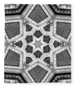 Hall Of Justice Fleece Blanket