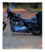 Harley Fleece Blanket